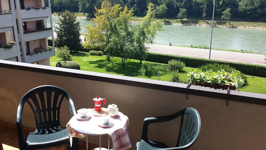 Balcony Breakfast!: the best way for start a good day!