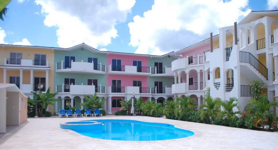 Residencial Casa Bella Caribe - Bayahibe - Apartamento