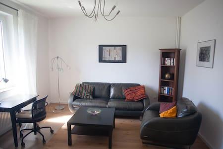 Wohlfühl-Wohnung in BI-Theesen  - Bielefeld - Lejlighed