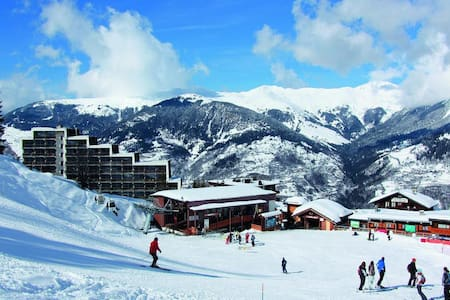 COURCHEVEL - Central position and amazing view - Wohnung