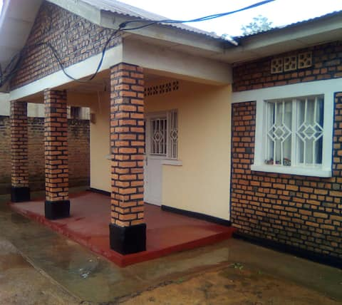 """Located in kabuga,your stay here is your """"it""""home."""