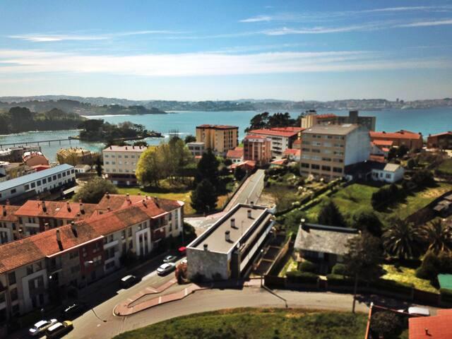 Apartamento a estrenar cerca de A Coruña