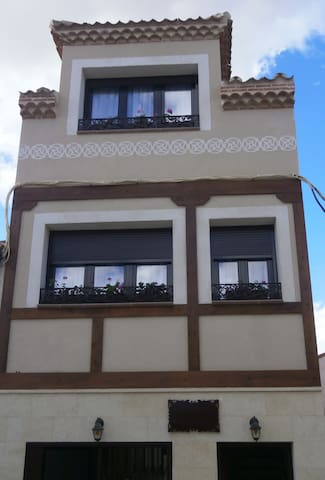 Casa rural Las Cigüeñas de S.Crist. - San Cristóbal de Segovia