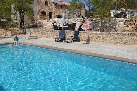 Unieke B&B met zwembad in Atzeneta - Atzaneta del Maestrat - Bed & Breakfast