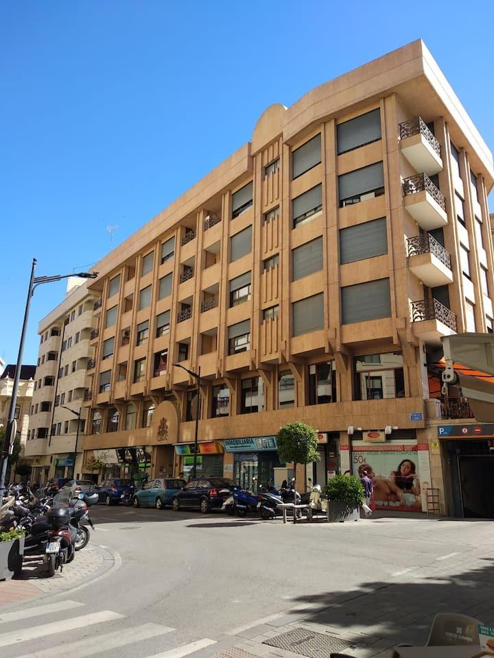 Apartamento de lujo en pleno centro de Albacete
