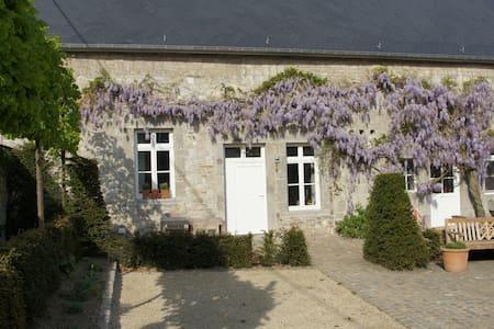 """""""Le Vieux Logis""""  Rosalie - Modave - Casa"""