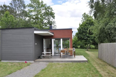 Modern house on Öland, free wifi - Mörbylånga - Дом