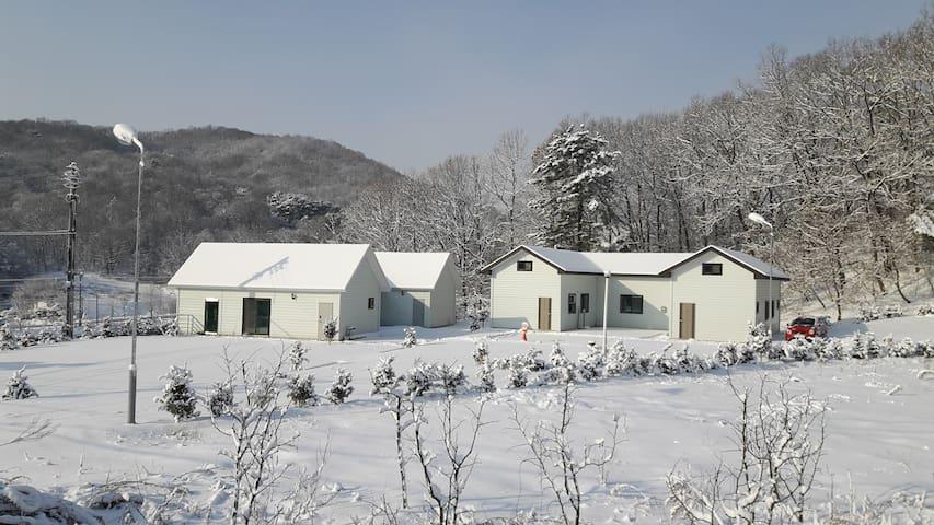 발효가 있는 뷰티펜션 (B동 201호) - Eumbong-myeon, Asan-si - Talo