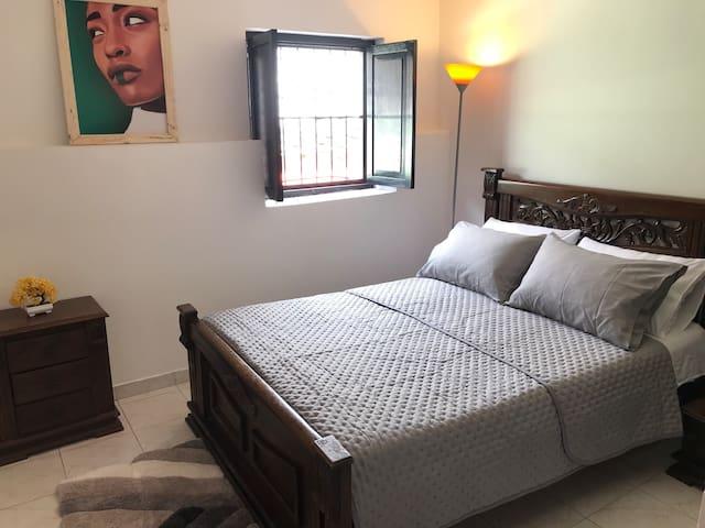 Casa de la  Pilo, habitaciones - barrio GETSEMANÍ