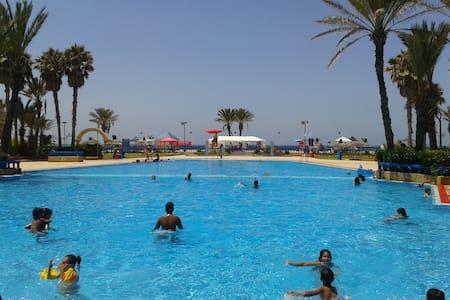Beachfront Apartment - Mohammedia - Daire
