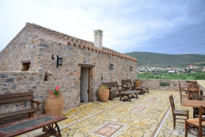 See Monemvasia olive oil mill hous  - Monemvasía - Appartement