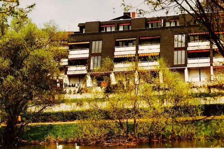 Erholung für die Atemwege - Bad Münster am Stein-Ebernburg - Leilighet