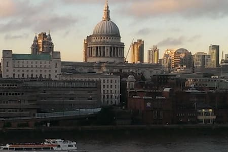 Friendly Host - Central London on the River Thames