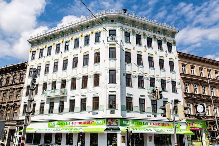 HI:ROOMS Vienna W4