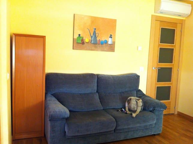 Apartam2 dormitorios+garaje+piscina - Lardero