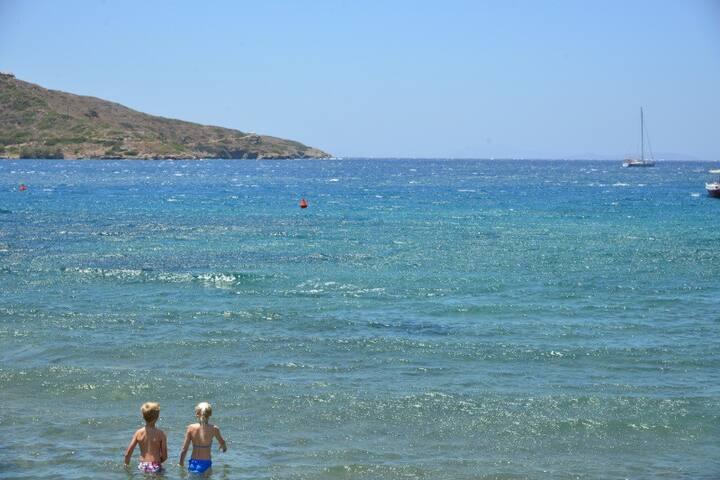 See Amorgos beach view apartment  - Amorgos - Apartment