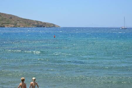 See Amorgos beach view apartment  - Amorgos