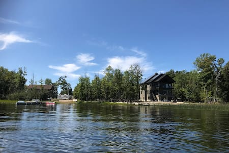 The Mansion On Lake Nosbonsing #3