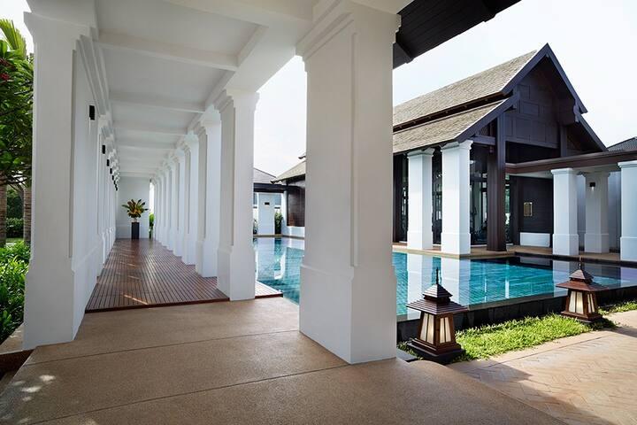 Chiangmai Luxury home 清迈高尚别墅民宿