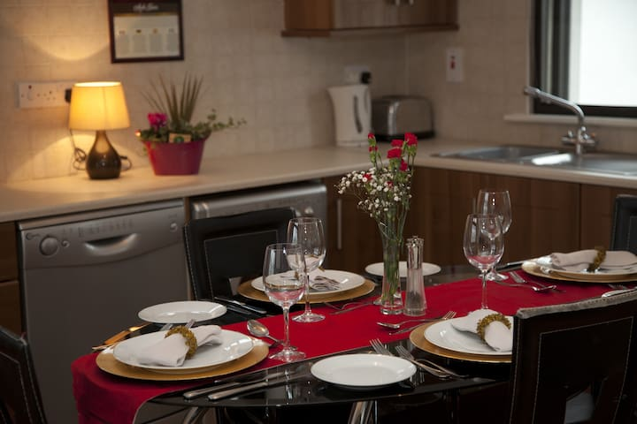 ARCH HOUSE APARTMENTS, ATHLONE TOWN CENTRE . - Athlone - Serviced flat