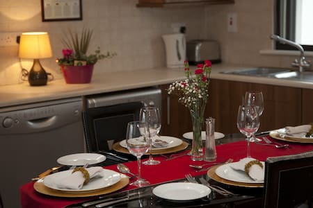 ARCH HOUSE APARTMENTS, ATHLONE TOWN CENTRE . - Athlone - Serviced apartment