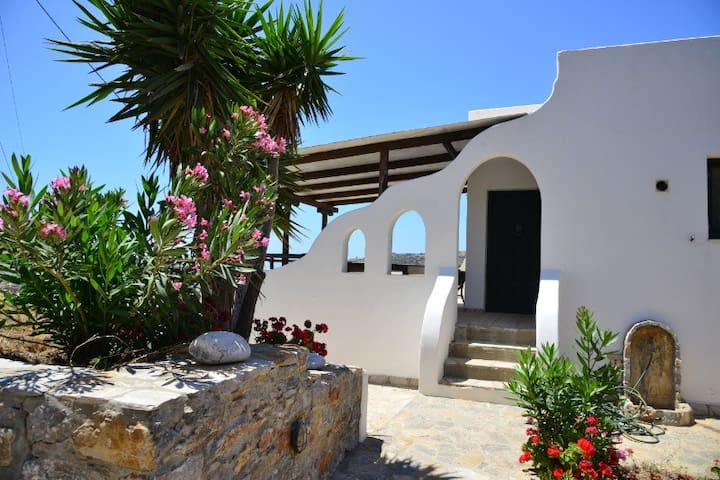 See Amorgos Villa sea view for 8 - Amorgos - Ev
