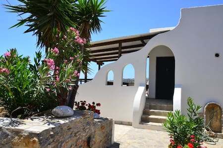 See Amorgos Villa sea view for 8 - Amorgos