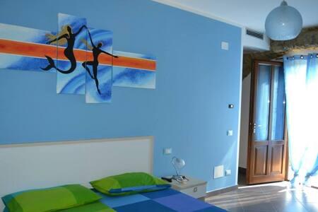 Incantevoli vacanze nel Cilento - Giungatelle - 家庭式旅館