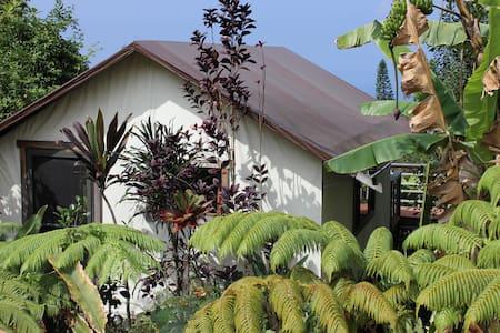 Honaunau Farm Wellness Retreat - Tent Cottage - Captain Cook - Cabin