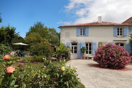 La maison d'Albertine - Croix-Chapeau - House