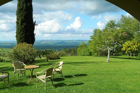 Casale in Val d'Orcia Casa Claudia - House