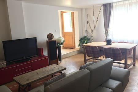 Les Hirondelles - Wohnung