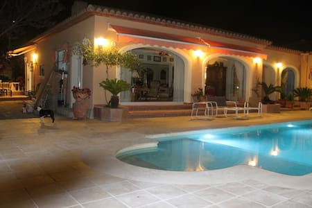 Villa Ker Emeraude  MONTE CORONA   - Ador
