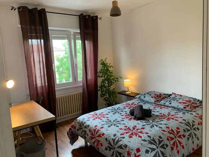 Strasbourg 1 bedroom apartment (Neudorf)