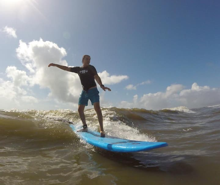 Surf with a Pro!