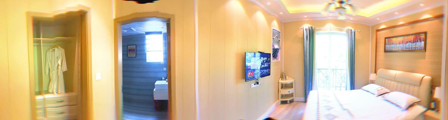 重庆南山风景区度假别墅、主题套房(江北机场、枇杷园、易汤温泉附近)
