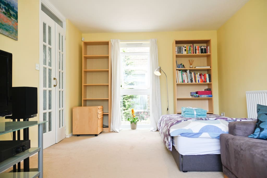 Your spacious and bright room 3