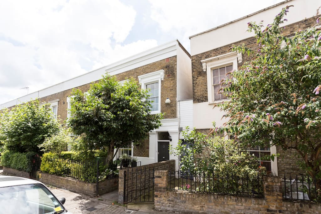 Real home steps from camden market maisons louer - Louer maison londres ...