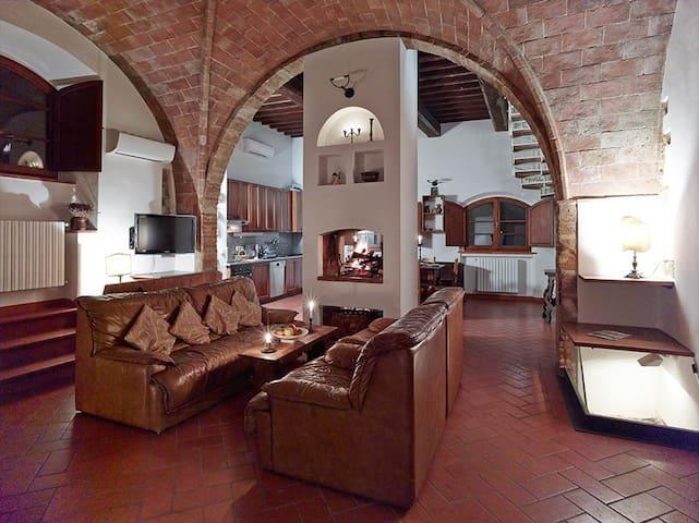 Tuscan Winery Cortilla - La Stalla - Volterra - Appartement