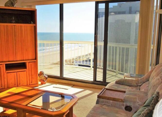 Beachfront View Condo