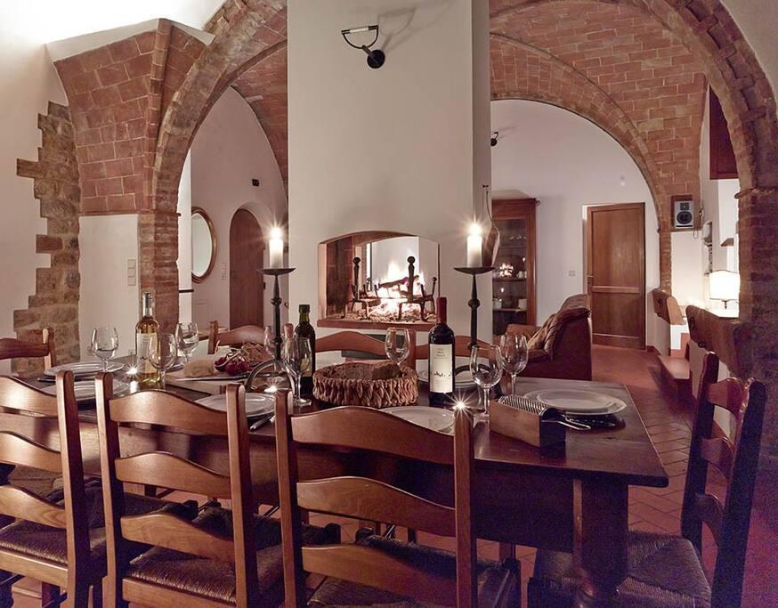 Dining room ground floor