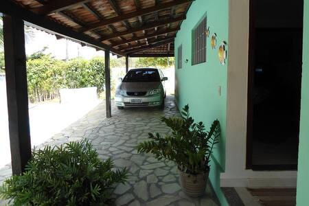 Casa na praia de João Pessoa/PB - Conde - 獨棟