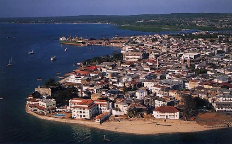 Recently renovated flat - Stonetown - Zanzibar Town - อพาร์ทเมนท์