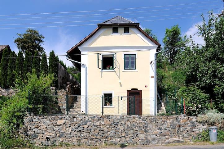 Kouzelná venkovská chaloupka - Rataje nad Sázavou - House