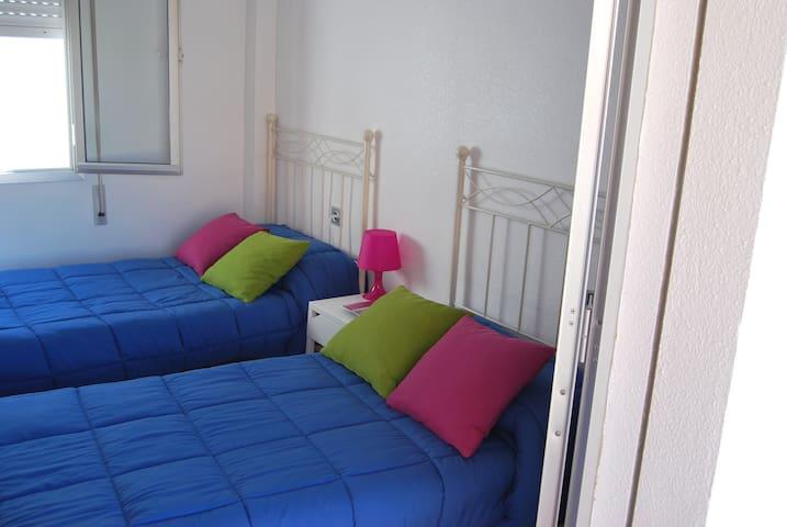 Habitación dos camas 6