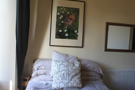 Double room, free parking, great transport links - Apartment