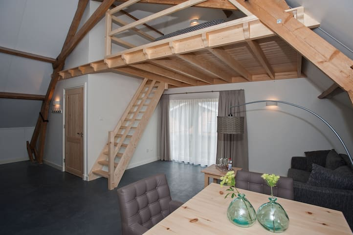 appartement op de boerderij - Notter, Netherlands - Apartment