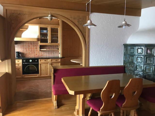 Appartamento intimo e confortevole sulle Dolomiti
