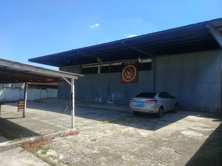 Hostel para Motociclistas Aprisco Curitibano