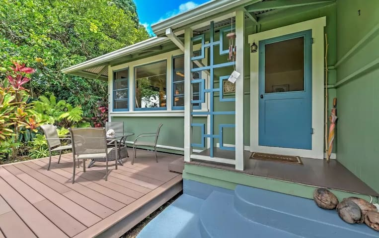 'The Park House' Charming 3BR Kapaau House - Kapaau - Casa